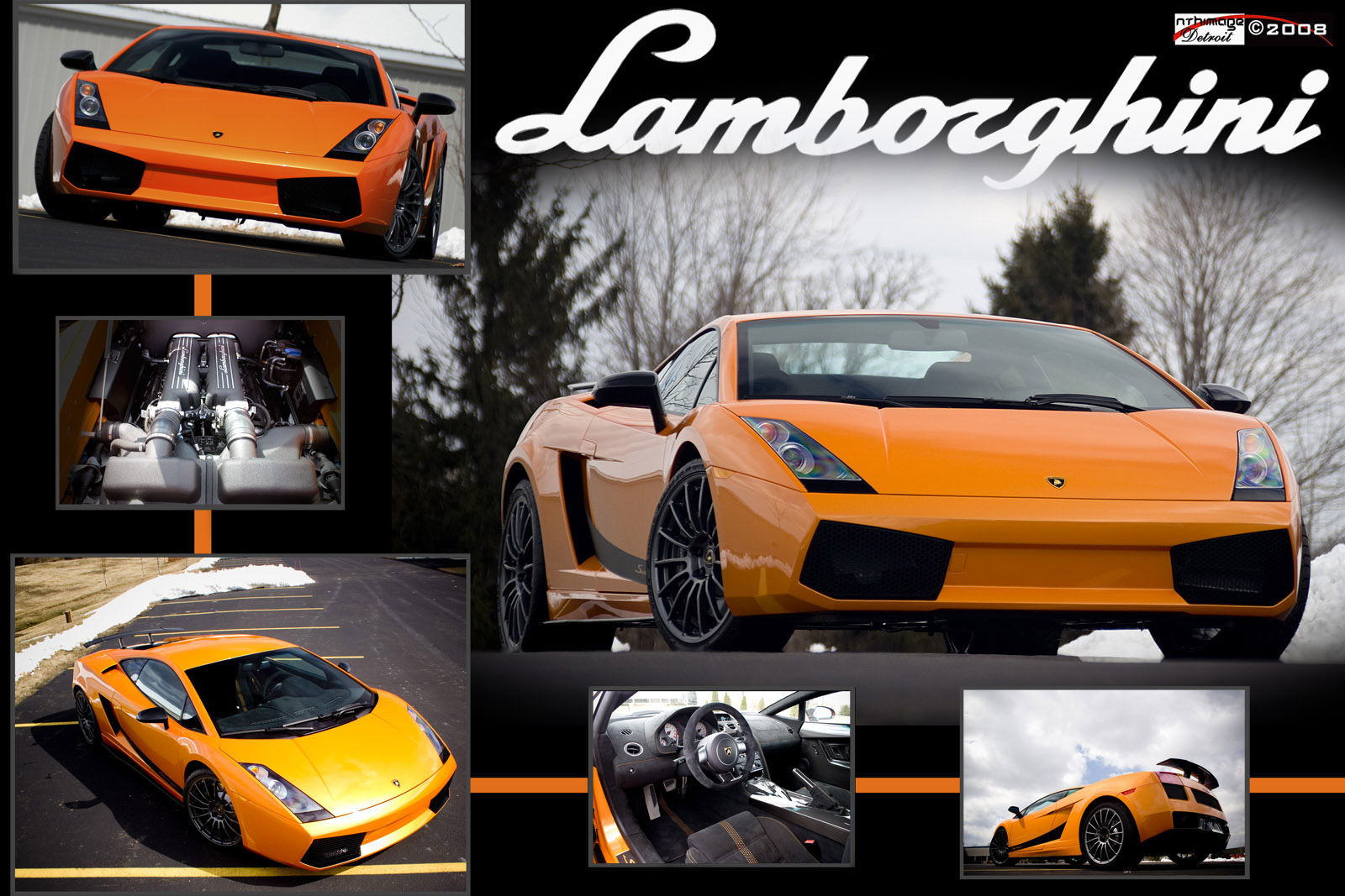 Nthimage Lamborghini Gallardo Superleggera Wallpapers