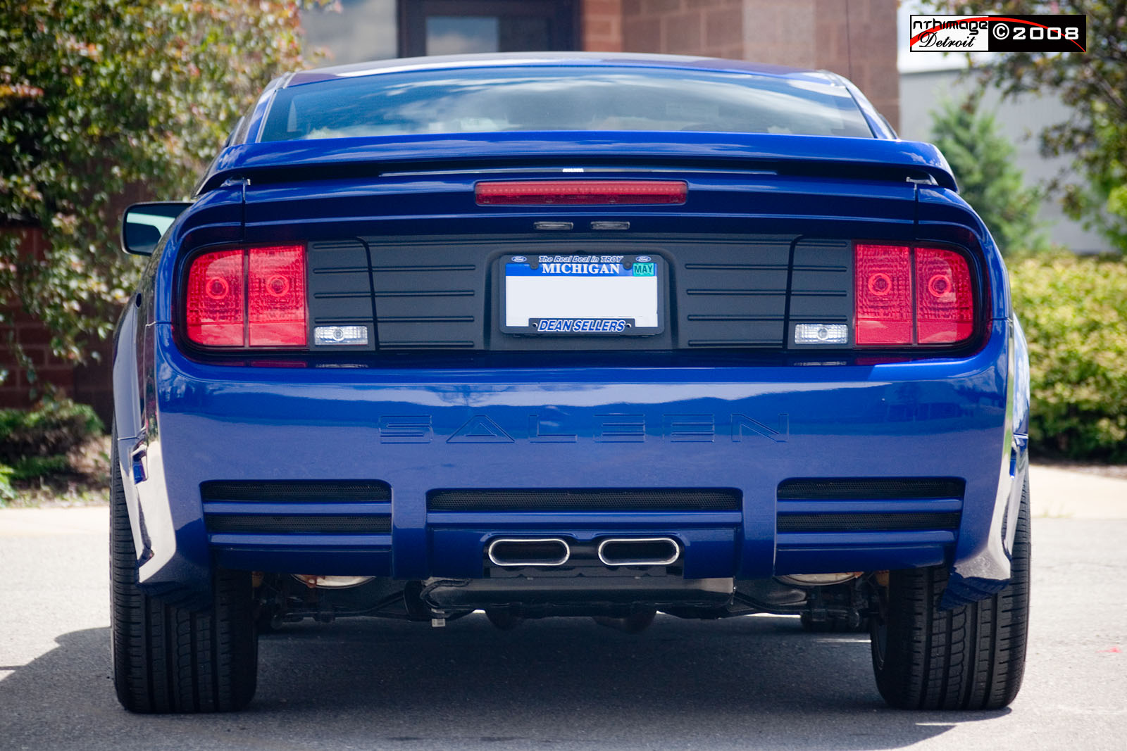 Ford Mustang S